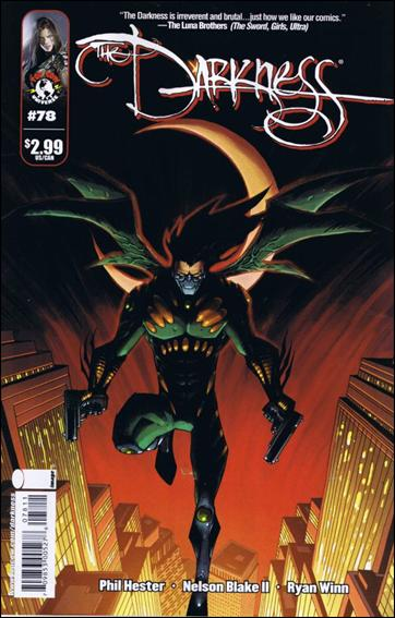Darkness (1996) 78-A by Top Cow