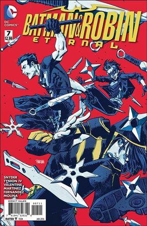 Batman & Robin Eternal 7-A