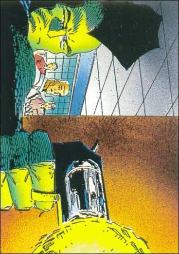 Savage Dragon (Base Set) 64-A by Comic Images