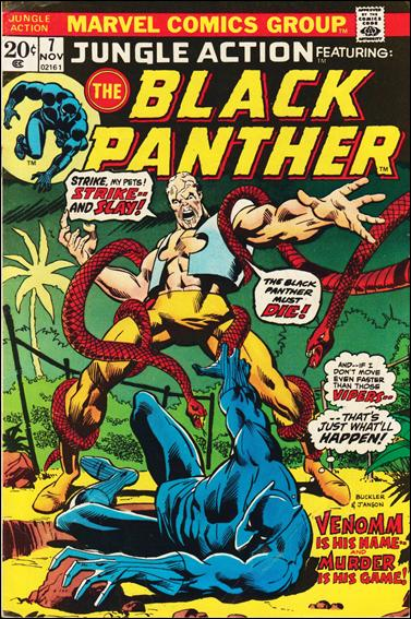 Jungle Action (1972) 7-A by Marvel