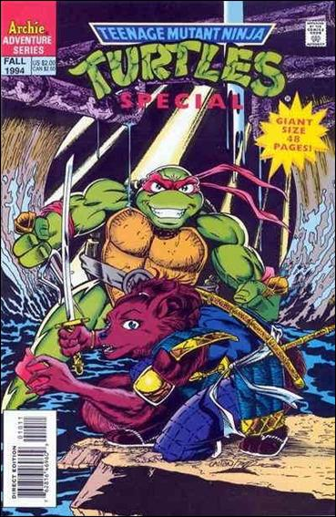 Teenage Mutant Ninja Turtles Adventures #10 - GoCollect