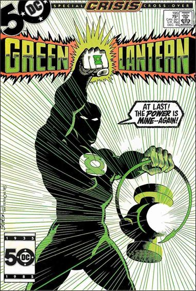 Green Lantern (1960) 195-A by DC