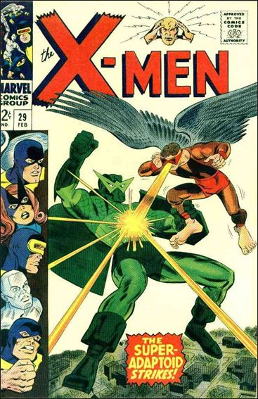 X-Men (1963) 29-A by Marvel