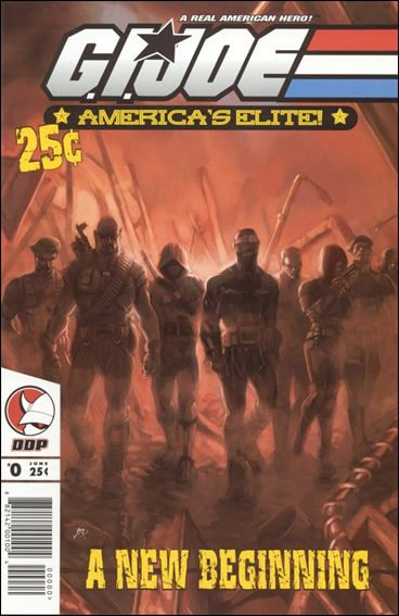 G.I. Joe: America's Elite 0-A by Devil's Due