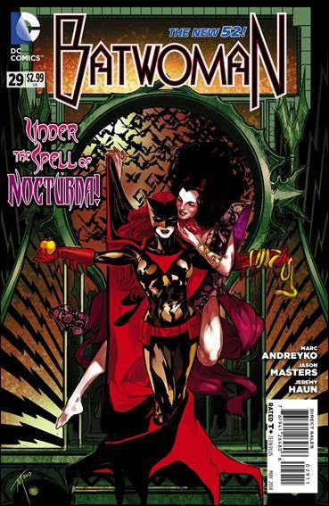 Batwoman (2011) 29-A by DC