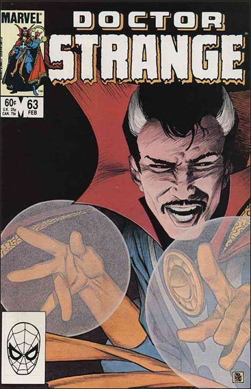 Doctor Strange (1974) 63-A by Marvel