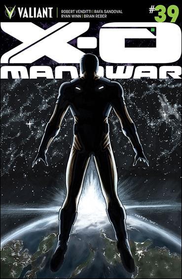 X-O Manowar (2012)  39-C by Valiant Entertainment