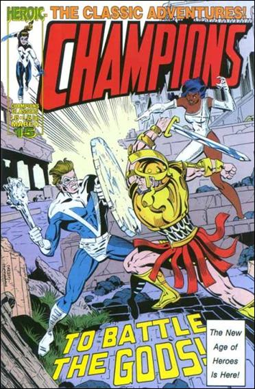 Champions Classics 15-A by Heroic Publishing