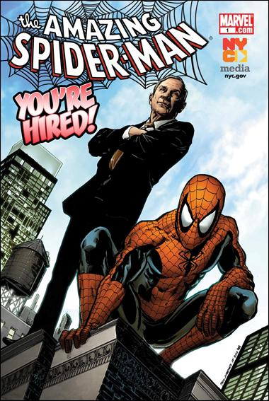 Amazing Spider-Man: You're Hired! 1-A by Marvel