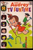 Little Audrey TV Funtime 13-A