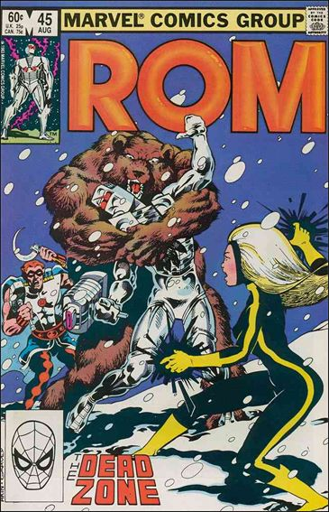 ROM (1979) 45-A by Marvel