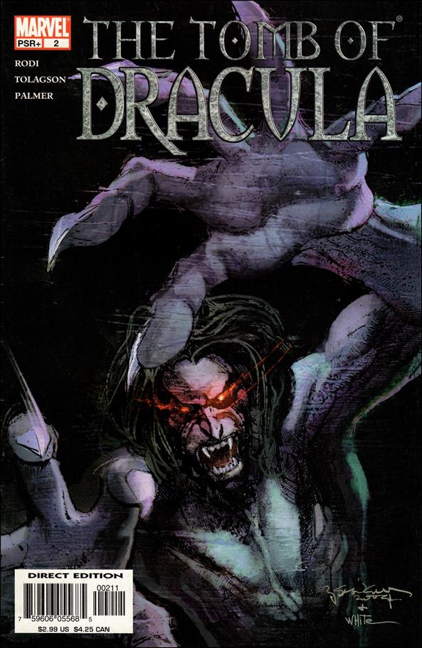 Tomb of Dracula (2004) 2-A by Marvel