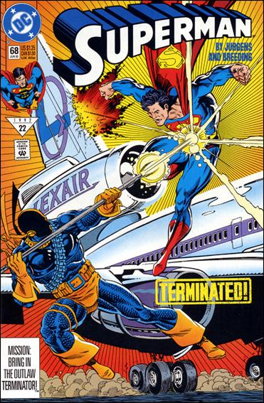 Superman (1987) 68-A by DC