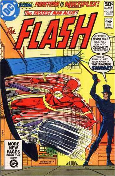 Flash (1959) 298-A by DC