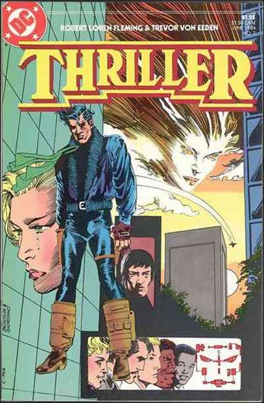 Thriller 7-A by DC