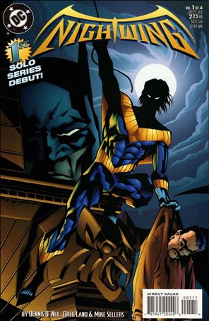 Nightwing (1995) 1-A