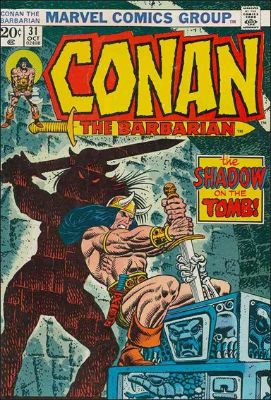 Conan the Barbarian (1970) 31-A by Marvel