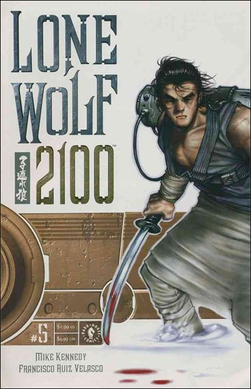 Lone Wolf 2100 5-A by Dark Horse