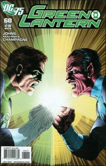 Green Lantern (2005) 60-B by DC