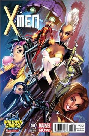 X-Men (2013) 1-I