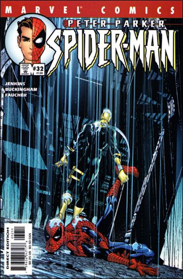 Peter Parker: Spider-Man 32-A by Marvel