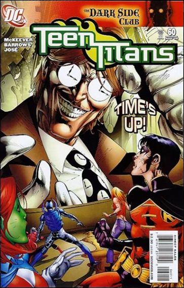 Teen Titans (2003) 60-A by DC