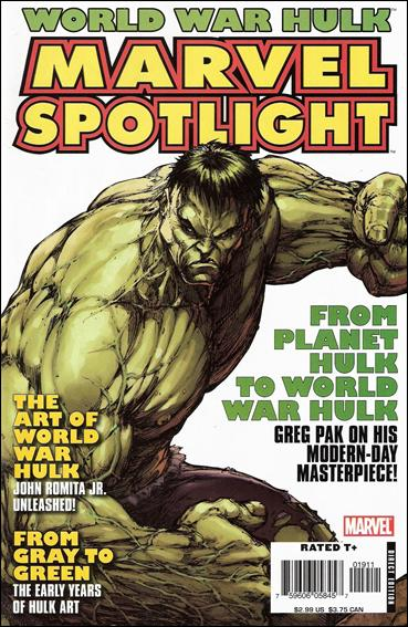 Marvel Spotlight: World War Hulk nn-A by Marvel