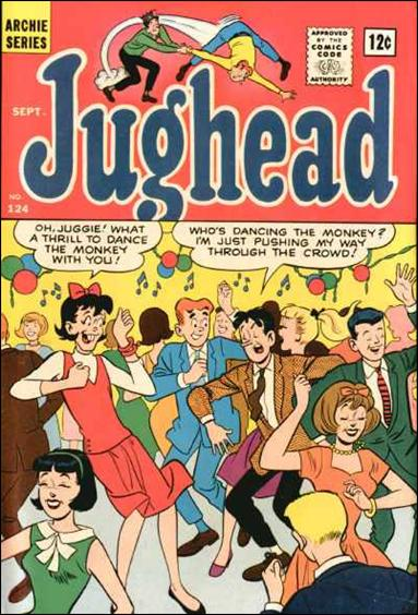 Archie's Pal Jughead 124-A by Archie