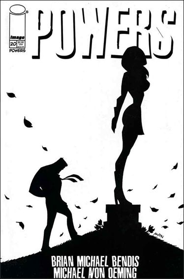 Powers (2000) 20-A by Image