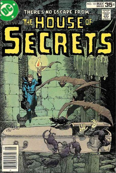House of Secrets (1956) 151-A by DC