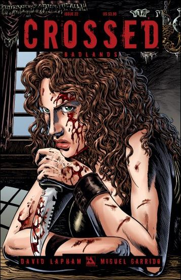 Crossed: Badlands 22-A by Avatar Press