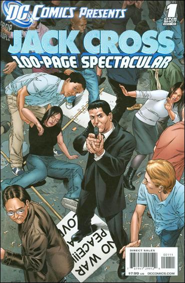DC Comics Presents: Jack Cross 1-A by DC