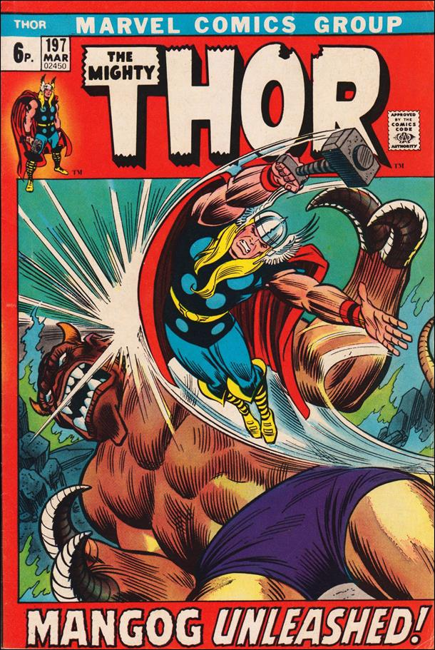 Thor (1966) 197-B by Marvel