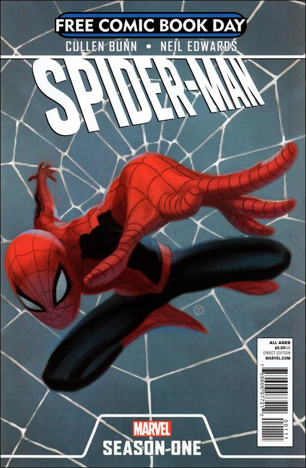 Free Comic Book Day 2012 (Spider-Man: Season One) 1-A by Marvel
