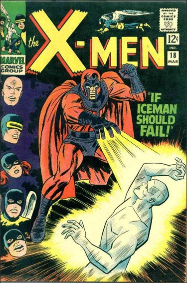 X-Men (1963) 18-A by Marvel
