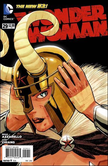 Wonder Woman (2011) 29-A by DC
