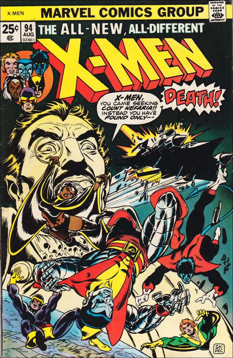 X-Men (1963) 94-A by Marvel