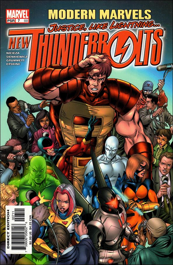 New Thunderbolts 7-A by Marvel