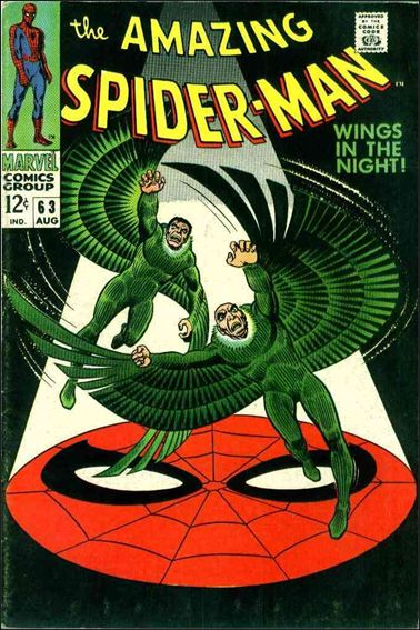 Amazing Spider-Man (1963) 63-A by Marvel