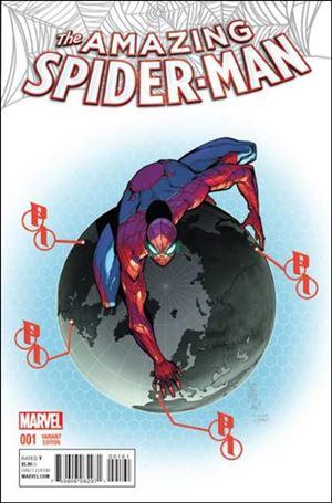 Amazing Spider-Man (2015) 1-G
