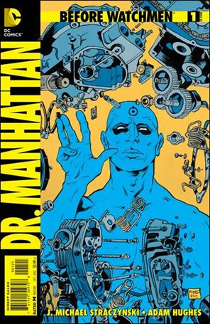 Before Watchmen: Dr. Manhattan 1-D