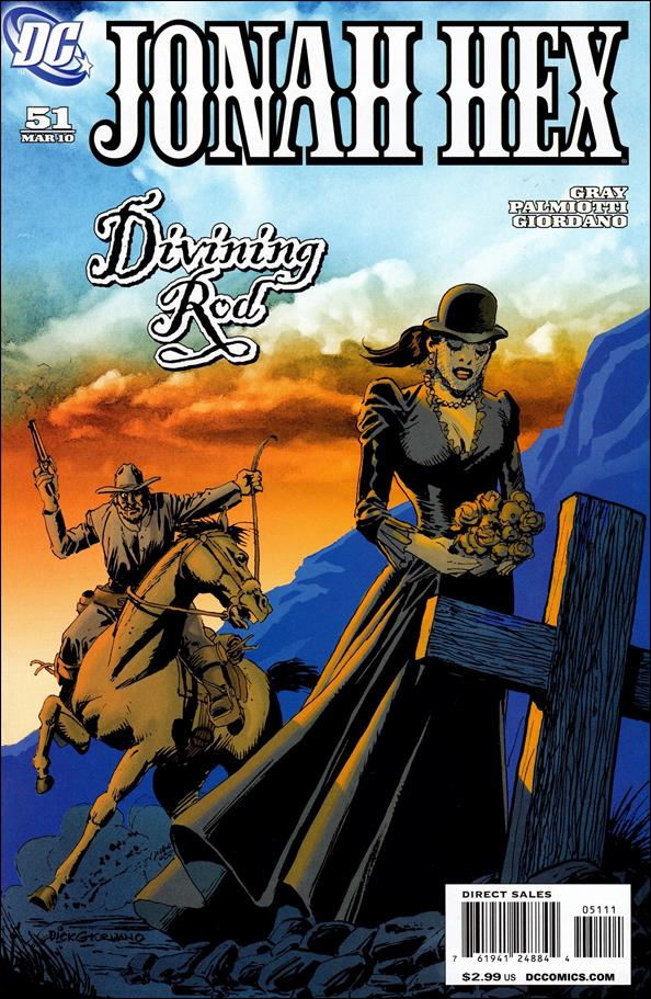 Jonah Hex (2006) 51-A by DC