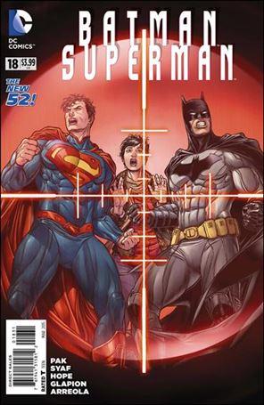 Batman/Superman 18-E