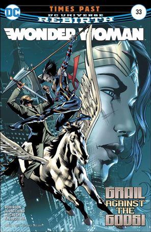 Wonder Woman (2016)  33-A