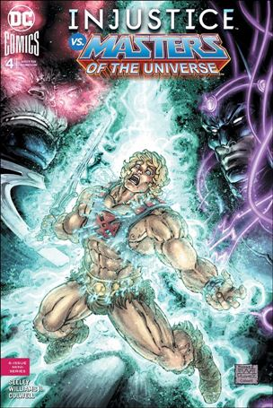 Injustice Vs. Masters of the Universe 4-A