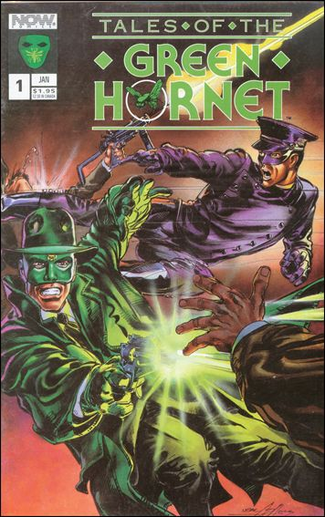 Tales of the Green Hornet (1992/01) 1-A by Now Comics