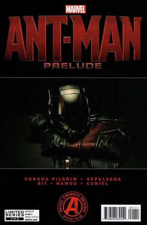 Marvel's Ant-Man Prelude 1-A