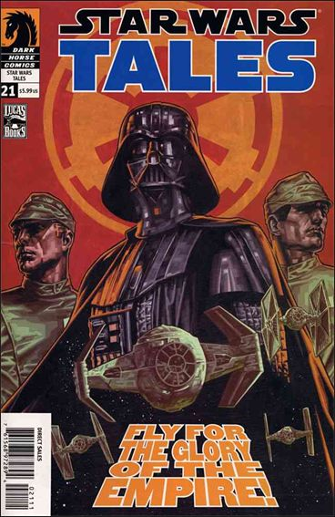 Star Wars Tales 21-A by Dark Horse