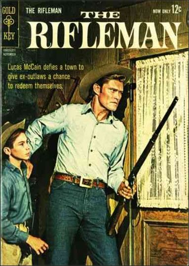 Rifleman 13-A by Dell