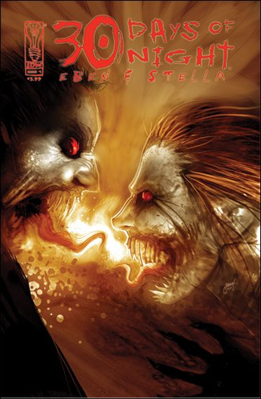 30 Days of Night (2003) 7-A by IDW
